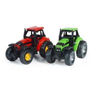 Kids Toy model Tractor Farm Toys for Children Boys Gift