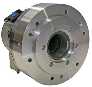 Kitagawa SR1453C Hydraulic Cylinder for Lathe with Okuma Adapter Open Centre