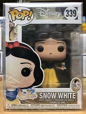 Funko POP! Disney SNOW WHITE Figure #339 w/ Protector