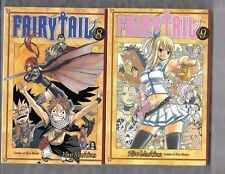 Fairytail 8 & 9 Hiro Mashima   #375
