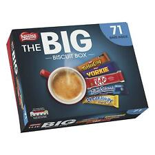 "Nestle ""The Big Biscuit"" Variety Box 71 Biscuit Box, Top UK Biscuit Mix!"