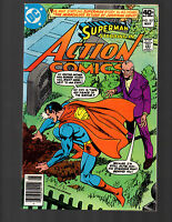SUPERMAN IN ACTION COMICS # 507 HIGH GRADE NM