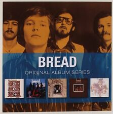 Bread ORIGINAL ALBUM SERIES Box Set MANNA Baby I'm-A Want You NEW SEALED 5 CD