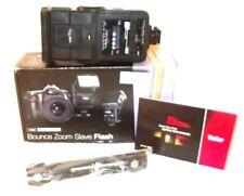 NOS Vivitar Bounce Zoom Slave Camera Flash SF-4000