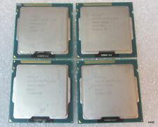 4 Intel Core i5-3470 CPU 3.2GHz SR0T8 Quad Core Ivy Bridge LGA1155 Processors