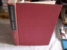 Gould CHIMICA INORGANICA reazioni e struttura ed. Piccin 1964
