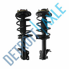 Both (2) Front Strut W/Coil & Spring for 2000 2001 Nissan Maxima Infiniti i30