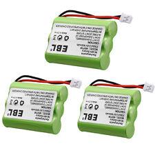 3x 3.6V 900mAh Baby Monitor Battery For Motorola Mbp33 Mbp36 Mbp36Pu Mbp41 Mbp43