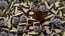 Belagio/Pier 1 Summerlin Duo Broken Mosaic China Plate Tiles