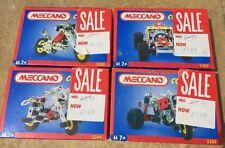 Racers Vintage Meccano Construction Toys & Kits (Pre-1980)