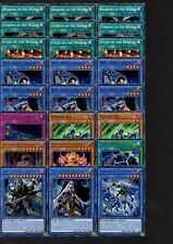 CYHO New In Stock Cybernetic Horizon 24 Card Demise King Ruin Queen Ritual Deck