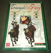 Triumph & Glory: Battles of the Napoleonic Wars 1796-1809- GMT- Unpunched- Berg