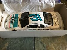 Dale Earnhardt Jr Sikkens 1:18 Autographed with COA
