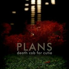 Death Cab For Cutie PLANS 180g GATEFOLD Barsuk Records NEW SEALED VINYL 2 LP