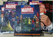 Eaglemoss Marvel Figurines Magazines