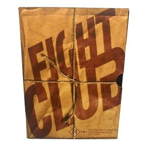 Fight Club Special Edition DVD - 2 Disc Set w/ Extras - Good Condition