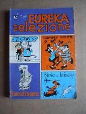 Eureka Selezione n°4 1979 edizione Corno - Andy Capp Sturmtruppen  [G404]