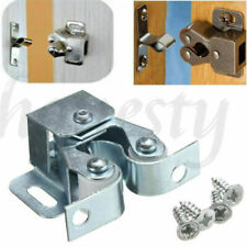 1~10Pcs Double Ball Roller Catches Cupboard Cabinet Door Latch Hardware Copper