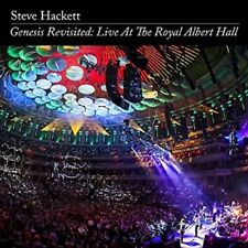 GENESIS REVISITED: LIVE AT THE ROYAL ALBERT HALL  2CD + 2DVD + BLU-RAY NEW+