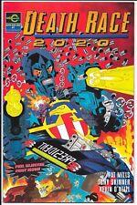 Cosmic Comics - Death Rage 2020 -  #1 April 1995