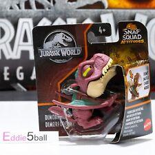 🦕🦖 Jurassic World SNAP SQUAD DIMORPHODON ATTITUDES Dinosaur CAMP CRETACEOUS