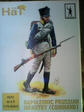 1/72 Napoleonic Prussian Infantry Command 8255