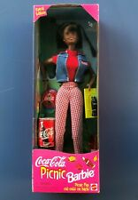 Coca-Cola Barbie - African American - 1997 Never Used In Orig. Box