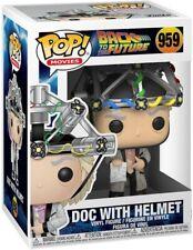 Funko - POP Movie: Back To The Future - Doc w/ helmet Brand New In Box