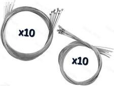 10 x Jagwire Slick Stainless Steel Brake & Shift Cables Set for Campagnolo Campy