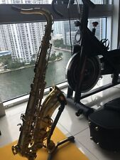 Selmer USA Omega tenor Saxophone 1980s Super action mark vi 82xxxx