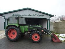 Fendt Xaver FWA , Allrad, mit Frontlader u Schaufel, Traktor, Schlepper, Bulldog