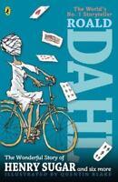The Wonderful Story of Henry Sugar, Dahl, Roald,0141304707, Book, Good