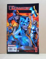 The Ultimates Vol. 1 #13 1st Print Marvel 9.0 Vf/Nm- Uncertified Millar/Hitch