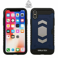 Bumper Armour Shockproof Case Cover TUF For Apple iPhone X XS XR Max 10 8 7 6s 6