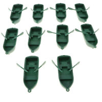 10pcs Army Base Toy Soldiers Sailing Boat Military Sand Scene Model Kits