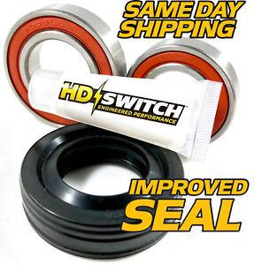 Washer Tub Bearing & Seal Kit Replaces Whirlpool Cabrio Bravo Oasis W10435302