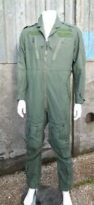 Genuine British Military RAF Flying Suit Pilot  Flyers Authentic Flight MK16A
