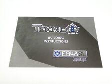 NEW TEKNO RC EB48SL Manual TKR5004 NSB21