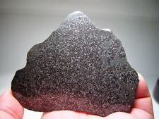 GREAT DEAL! EXQUISITE END CUT! NEWEST NWA IMPACT MELT FROM NIGER! 80.1 GMS
