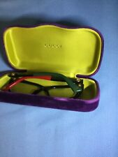 Gucci  eyeglass Frames and case.VCHO7BWR2E 51[]17 140