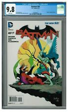 Batman #40 (2015) New 52 Death of Batman & Joker CGC 9.8 HH193