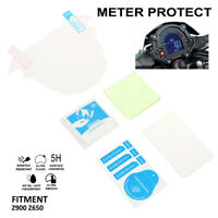 1Set Dashboard Scratch Film Screen Protector Clear Sticker Kit For Z900 Z650 New