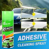 Adhesive Remover Spray Agent Quickly Remove Glue For Auto Car Upholstery