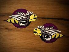 2x Super Bee ADESIVI Dodge Coronet Charger muscle car v8 Hemi MOPAR USA #282