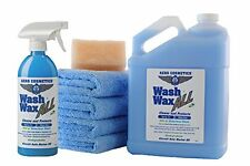 Best Waterless Car Wash and Wax Kit 144 Oz. Cleaning Products Car, RV & Boat