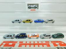 BO577-0,5 #10 x Wiking H0 / 1:87 Car VW/Volkswagen Golf : Emergency Doctor etc.
