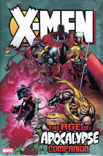 X-MEN: AGE OF APOCALYPSE COMPANION OMNIBUS HARDCOVER Marvel Comics HC 992 PAGES!
