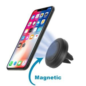 Magnetic Mount Car Air Vent Dashboard Mobile Cell Phone Holder for iPhone X 7 8