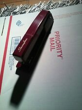 Swingline stapler vintage red. Rare color