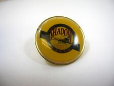 Vintage Collectible Pin Military Airplane Jet Shadow IRST Infra Red Search Track